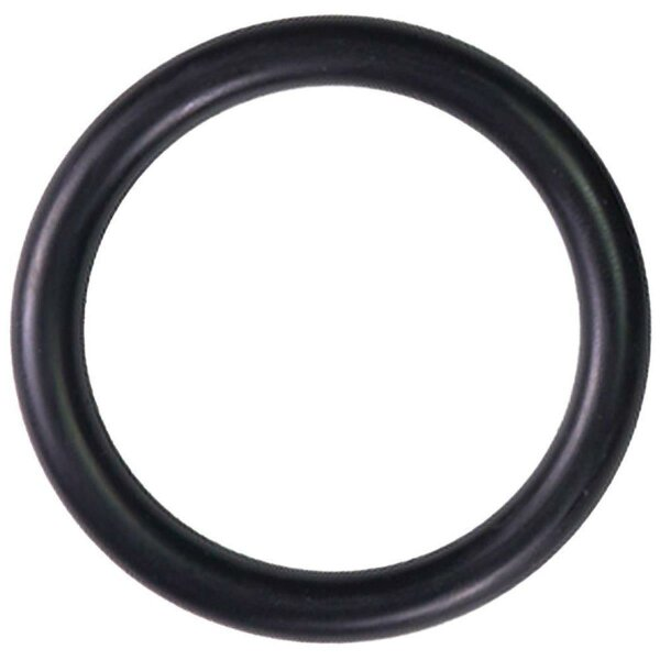 Penisring Cockring Erektion Potenz bellavib ® Gummi schwarz B:8mm Ø:ca.45mm