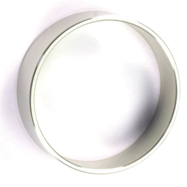 bellavib ® Edelstahl Cockring Penisring B:1.5 cm D: 40mm