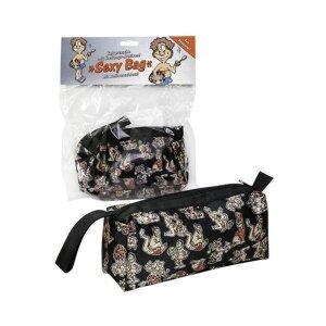Kulturtasche mit Motiv Aufdruck Sexstellungen Sexy Bag
