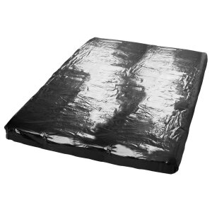 160 x 200 cm Vinyl BDSM Lack Laken Massage Bettlacken