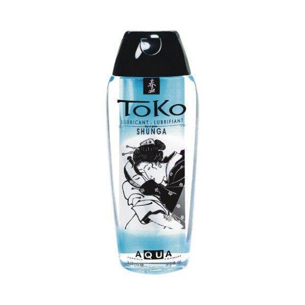Toko Aqua 165ml Gleitmittel Gleitgel