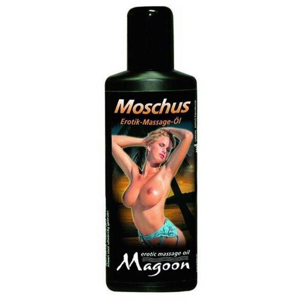 Massage Öl Erotik Moschus 100ml