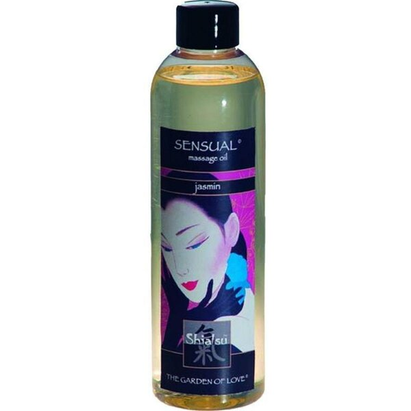 Massage Öl Erotik SHIATSU Magic Dreams Sensual 250ml Jasmin