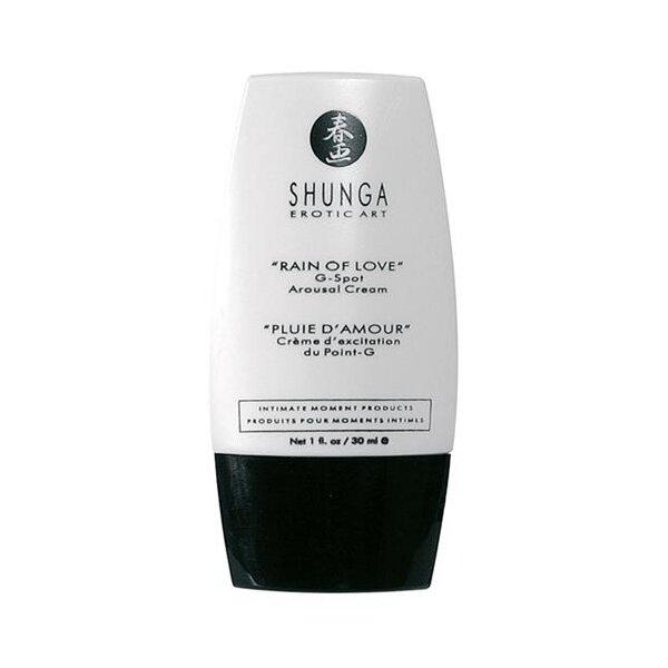 SHUNGA Rain of Love G-Spot Cream 30ml Stimulationscreme für den G-Punkt