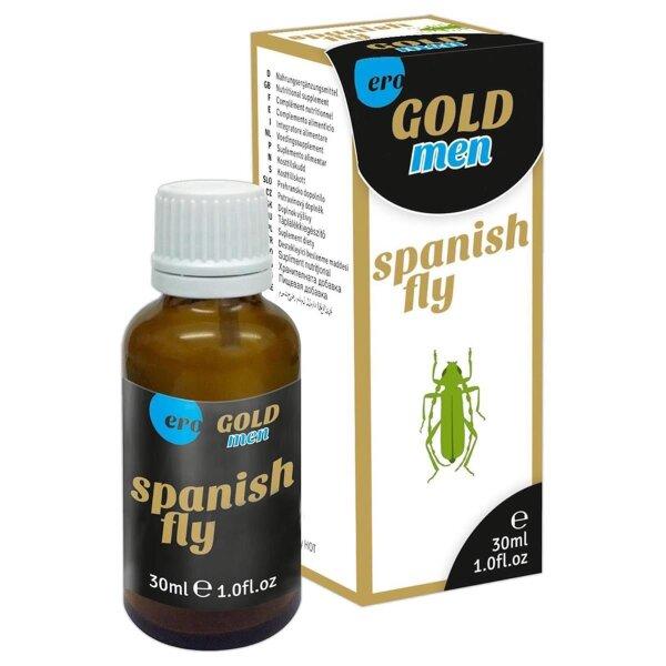 Spain Fly men - GOLD - strong 30ml
