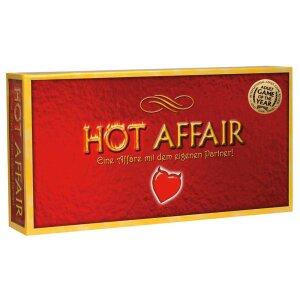 Hot Affair  - Sexspiel Erotik Spiel für Paare...