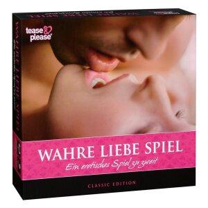 Wahre Liebe  - Sexspiel Erotik Spiel für Paare...