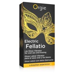 Electric Fellatio 10 ml Lipgloss mit Kribbel Feeling