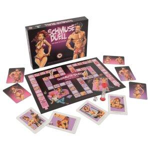 Schmuse-Duell - Sexspiel Erotik Spiel für Paare...