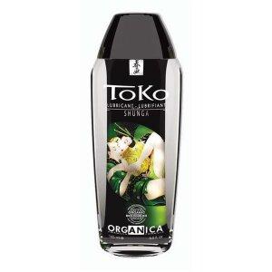 Toko Organica 165ml Gleitmittel Gleitgel