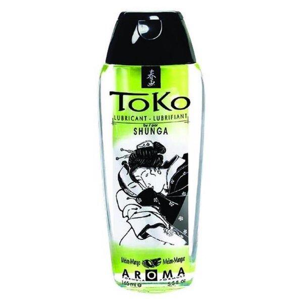 Gleitgel Toko Aroma Melone Mango 165ml Wasser Basis