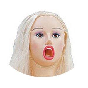 Sexpuppe Liebespuppe Lovedoll Gummipuppe aufblasbare Liebes-Puppe mit Vibro-Ei