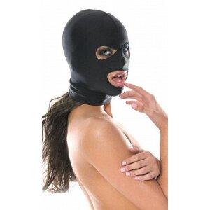 Strech Stoff Bondage Maske Kopfmaske Fetisch Maske